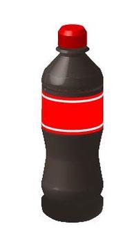 Coke's PET bottle