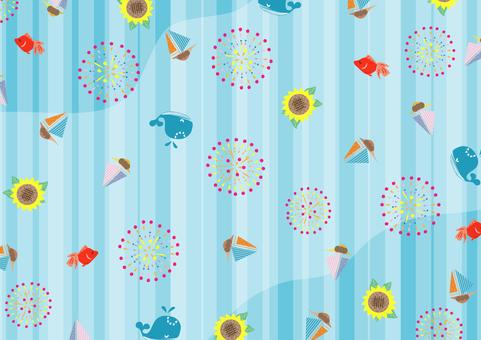 Summer pattern 3