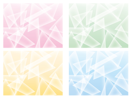 Background material × 4