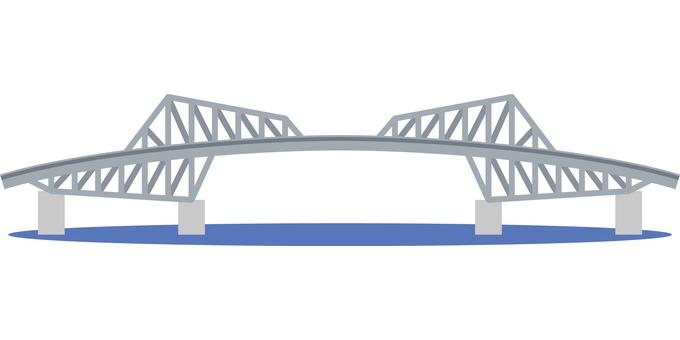 Tokyo Gate Bridge Bridge Tokyo Sightseeing