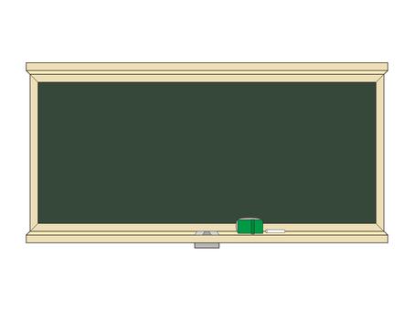 Blackboard, solid color