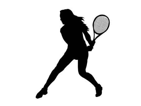 여성 테니스 선수
