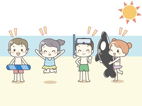 Swimwear children