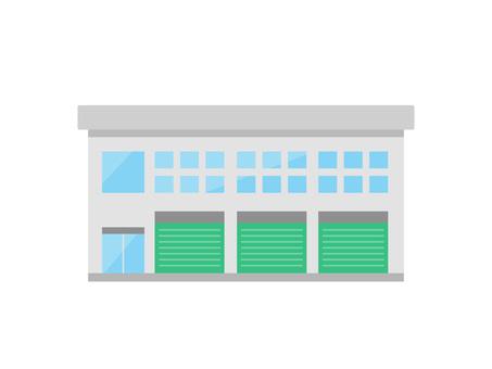 Warehouse icon 02