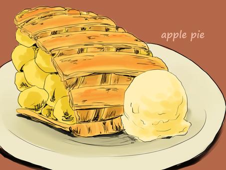 Apple pie of apple pie