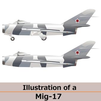 Fighter 9 Mig-17