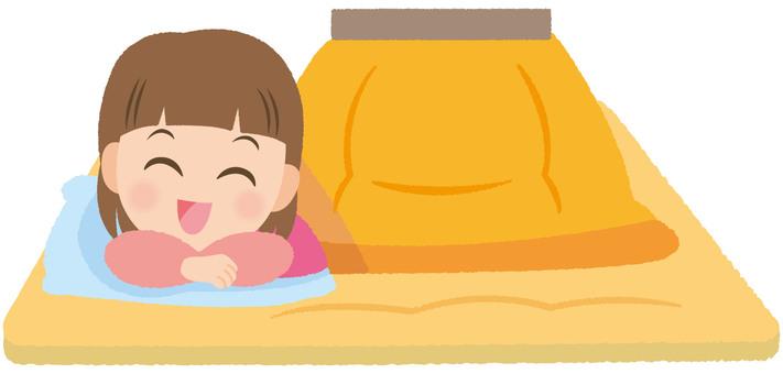 I love kotatsu B