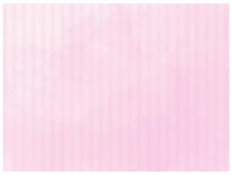 Pink striped rounded corners