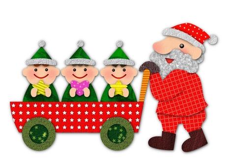 Santa nursery school 3