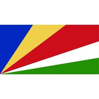 塞舌爾國旗