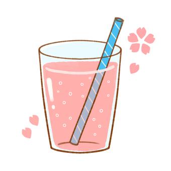 Sakura soda