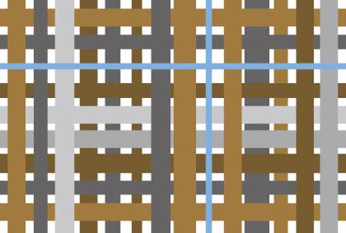 체크 베이지 가을 겨울 세련된 무늬 짙은 눈