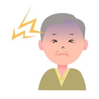 두통 환자 1