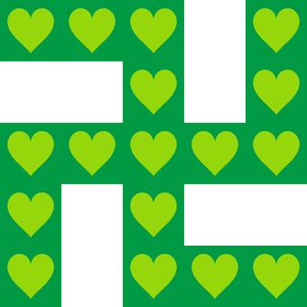 Swastika _ green