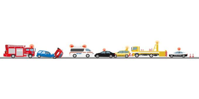 Accident scene 6