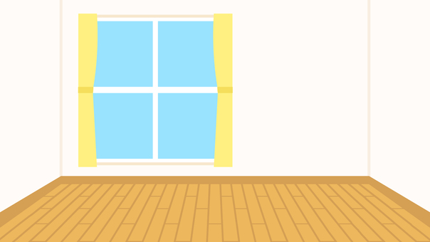 Easy House Flooring Room Background Wide