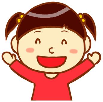 Girl (smile)