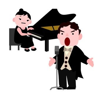 Classical singer (male)