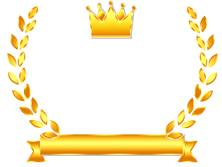 Crown crown frame 2