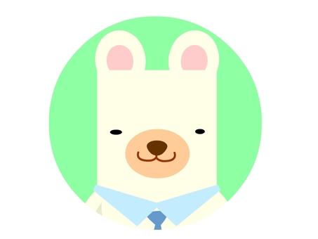 백곰 아이콘