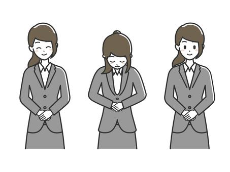 Female upper body suit 1