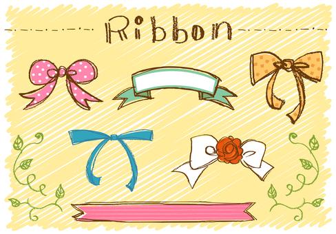 Ribbon set a la carte