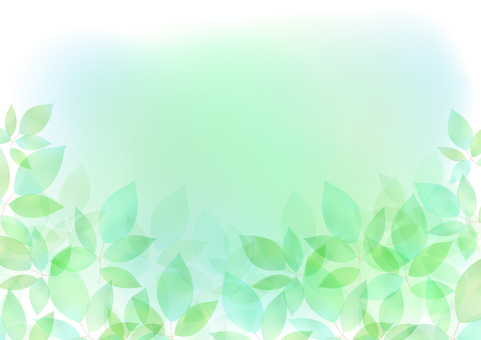 Fresh green material 153
