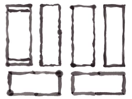 Ink Material 23 Frame Set