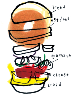 Hamburger commentary