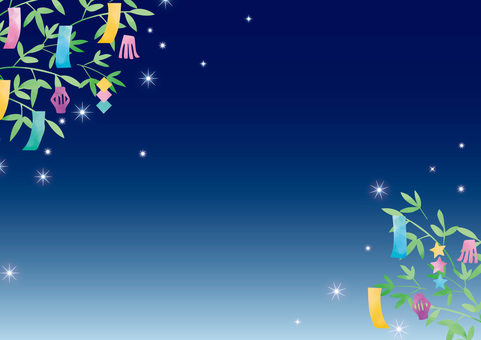 Tanabata background 1
