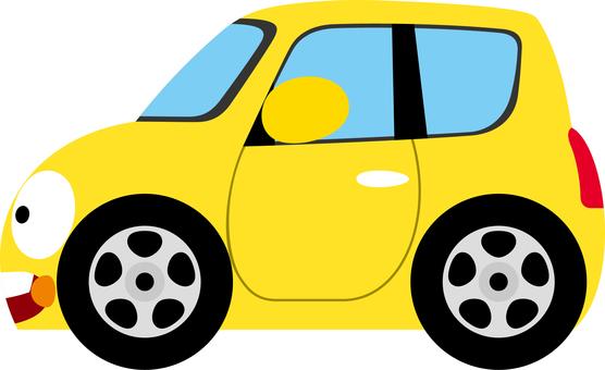 Cars Compact fun sideways