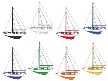 Sailing No. 1