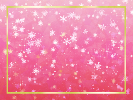 Winter background snowflakes wallpaper