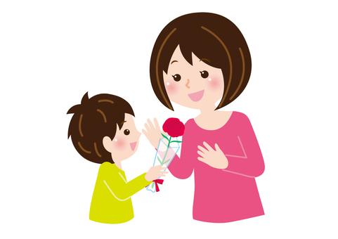 Thank you always mom than boy