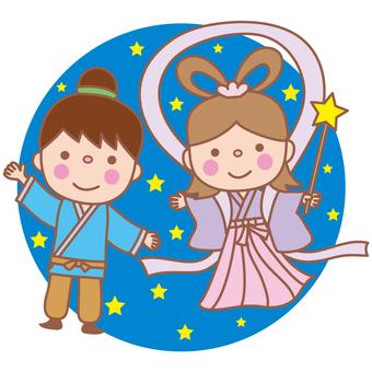 Orihime and Spy star