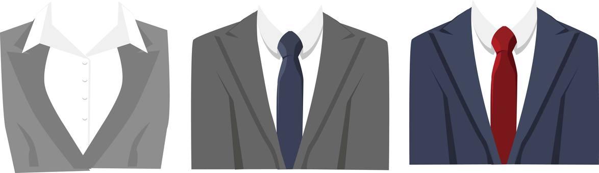 Suit men women