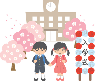 【Events】 School entrance ceremony elementary school students summary