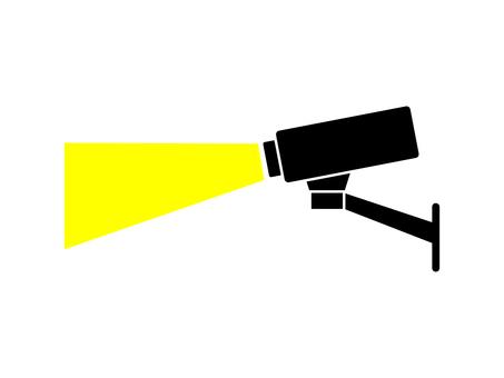 Security camera / surveillance camera icon
