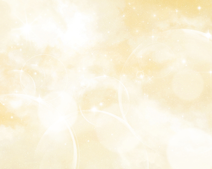 Glittering Romantic Background: Gold