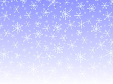 Snow Crystal Background Material -3