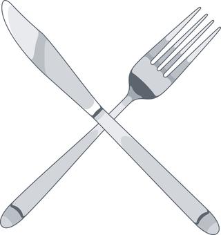 Knifefork restaurant mark