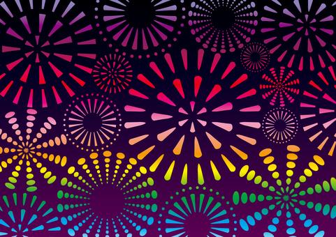 Summer image fireworks 12