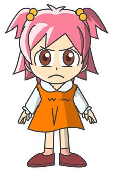 Girl - Anger