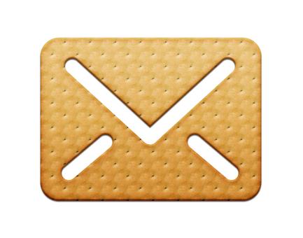 쿠키 편지