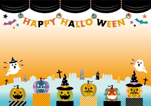 Halloween frame_A02