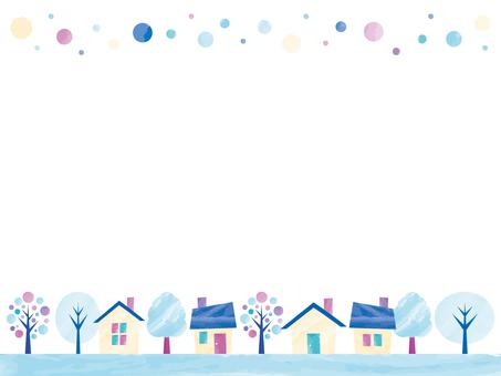Winter's Terrible Wonderland Background 01