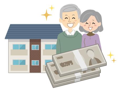 Real estate investment illustration 04