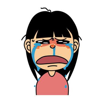 Cry like a girl_F waterfall