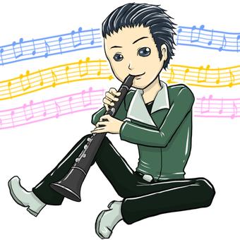 Clarinet Youth