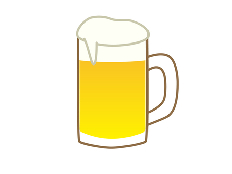 beer mug)